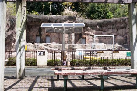 浜松市動物園 マレーグマ舎