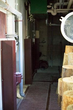 福岡市動物園 旧マレーグマ舎