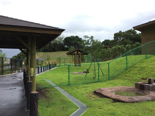 平川動物公園 オーストラリアの自然ゾーン