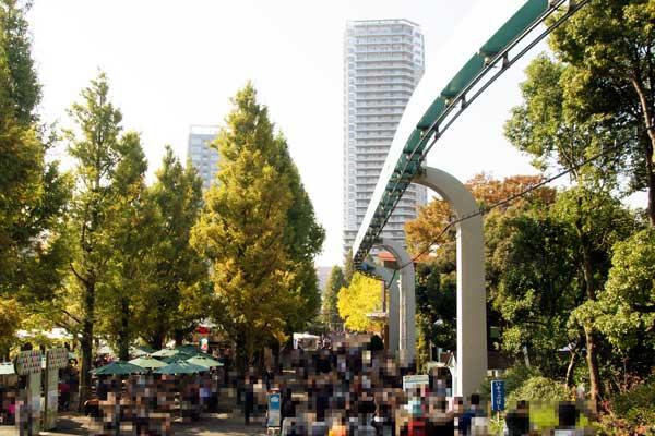 上野動物園 西園