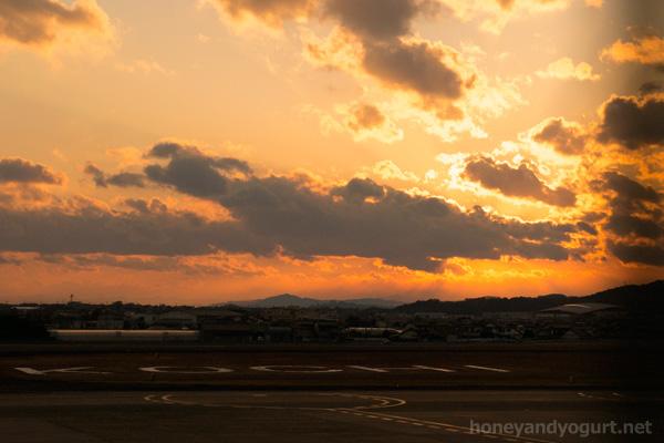 高知竜馬空港 屋上