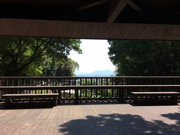 福岡市動植物園 休憩所