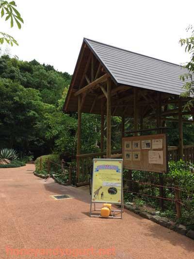 のいち動物公園 サバンナゾーン