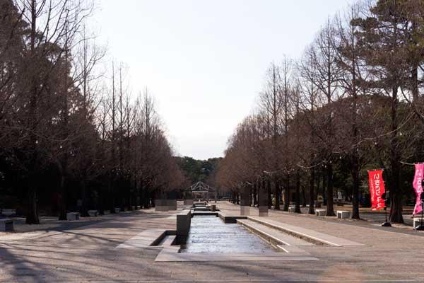 のんほいパーク 園内