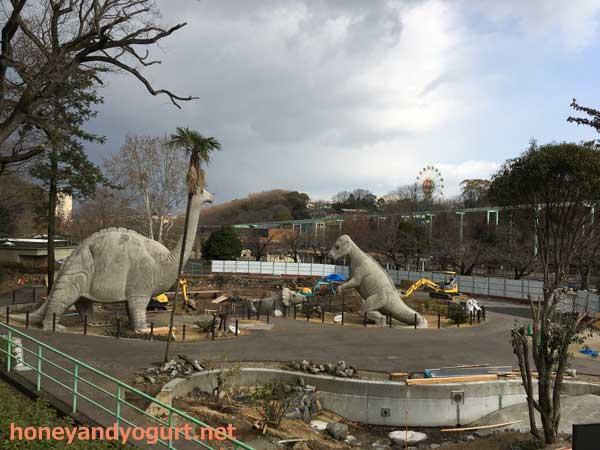 東山動物園 古代池